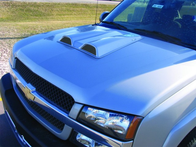 Cowl Induction Hood Scoops : Driver design reversible cowl induction hood scoop