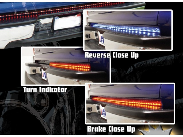 Rampage led tailgate light bars truckstuffdirect truck notesspecial instructions if any aloadofball Gallery